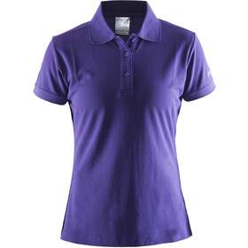 Craft Classic Polo Pique Shirt Dam vision